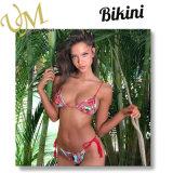 Swimwear сексуальное Бикини способа логоса печатание Ddigital изготовленный на заказ для женщин