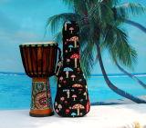 мешки 10mm прокладывая цветастые для сбывания Ukulele