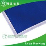 Plegable reutilizable traje azul Non-Woven cubierta de la bolsa de prendas de vestir