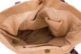 Grande Tote di formato della più nuova borsa casuale di tela delle donne