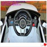 Автомобиль игрушки дешевых малышей электрический с батареей дистанционного управления