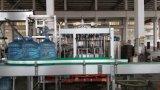 5개 갤런 물통 액체 세척 채우는 캡핑 기계