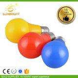 Nuevo producto de baja potencia Lámpara de luz LED rojo amarillo azul iluminación fluorescente