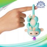 El nuevo bebé colorido creativo de los pececillos Monkeys los juguetes elegantes de la inducción de los dedos elegantes