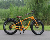 21 Geschwindigkeits-Lithium, das elektrisches Fahrrad mit Cer läuft