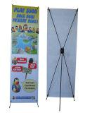 Spider X el tubo de fibra de carbono Banner Stand para Ferias Comerciales (MN-10-1)