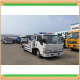 De Haak van de Lijst van het Wiel van de Boom van Isuzu en Lichaam van de Vrachtwagen van de Ketting Self-Loading Slepende