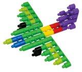 Brinquedos do plástico dos blocos de apartamentos do software das crianças