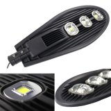 100% volle Prüfung 50W 100W 150W 200W PFEILER LED Straßenlaterne-Aluminium-LED Straßenlaterne-Karosserie hergestellt in China