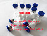 Vial de 5mg de polvo de péptido Body building Selank polipéptido liofilizado