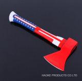 Herramientas plásticas del hacha de la maneta de 3 colores (XL-0138), seguras y durables de la mano del jardín del corte de la construcción