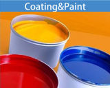 Pigmento inorgánico amarillo 184 de la tinta (Vanadate bismuto)