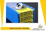 Korloy Seht1204affn-X83 H01 맷돌로 가는 공구 탄화물 삽입을%s 맷돌로 가는 삽입