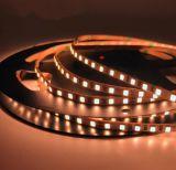 Het hoge LEIDENE van PCB 8mm/10mm/van de Helderheid Waterdichte Flexibele SMD2835 12V/24V Licht van de Strook