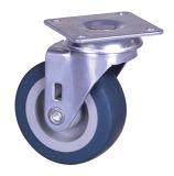 '' Fußrolle des Schwenker-4 mit TPE-Rad, Spitzenplatten-Fußrolle