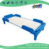 Nicht giftiges hölzernes Kindergarten-Schule-Bett mit Plastikrahmen auf Förderung (HG-6301)