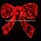 Nouvelle Belle décoration lumière LED de Noël de ruban Mall Décorations