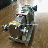Industriels en acier inoxydable personnalisé de la pompe à lobes rotatifs de sanitaires