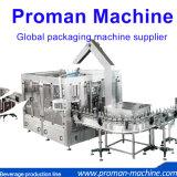 2018 de Volledige Automatische Machine van het Afgietsel van de Slag van de Fles van het Huisdier van de Prijs van de Hoge snelheid Goede Plastic