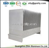 Dissipatore di calore di alluminio del materiale da costruzione per gli elettrodomestici