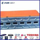 блок батарей Li-иона лития высокой эффективности 12kwh франтовской для EV/Hev/Phev/Erev