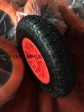 Цвет Циндао ПЕНА PU Handtruck колеса