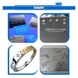 iPhoneハウジングの箱のための良質10W 20W 30W 50Wのファイバーレーザーのマーキング機械