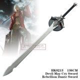 Devil May Cry Espada Rebelião Dante Espada