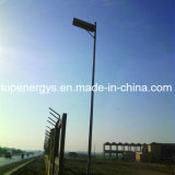 All in Solar One LED Street Light