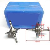 CNC 선형 가이드 레일 투관 점감 튜브 폴리 바퀴