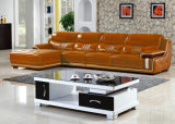 Migliore sofà del cuoio dell'ufficio del commercio all'ingrosso della fabbrica di qualità (A15)