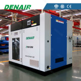 Double-Stage de alta qualidade do Compressor de ar de parafuso isentos de óleo para o mercado irão