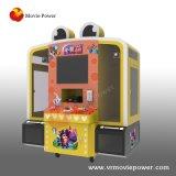 La sosta a gettoni della macchina della gru del giocattolo di Vr del gioco dei bambini di disegno bello scherza attraente
