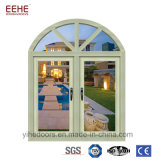 Energiesparende Aluminiumflügelfenster-Windows-Korrosionsbeständigkeit für Haus
