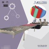 PVC+ASA/PMMA gewölbte Dach-Blatt-Strangpresßling-Maschine