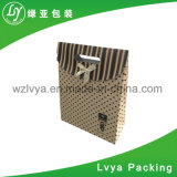 Kundenspezifischer Tee-Papier-Geschenk-verpackenbeutel des Drucken-4c