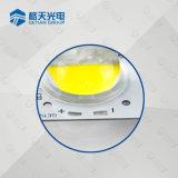 100W Flip Chip COB módulo LED com lente 90° e 120°