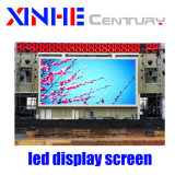 P8 Monitor LED de exterior do painel de parede tela de exibição de publicidade de preços