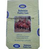 L'abitudine che impacca BOPP tessuto pp ha laminato il sacchetto inferiore del blocco