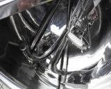 가스 난방 믹서를 요리하는 재킷 주전자 음식을 기우는 스테인리스