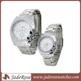 Commerce de gros de la mode montre-bracelet Quartz Watch Watch en alliage de couple montre de sport