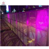 サービスゲートコンサートの群集のクラッシュの鋼鉄障壁かアルミニウム群集整理の障壁を使って