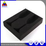 Hoja de negro de forma personalizada de espuma EVA de artesanía