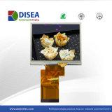 Module TFT LCD 3,5 pouces avec panneau tactile résistif 320x240 24 bit RVB 54broches 250cd/m2 T