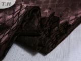 소파와 가구 (FTH32094)를 위한 2016 암갈색 폴리에스테 직물