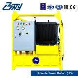 """Blocco per grafici del diesel idraulico portatile/taglio spaccato Od-Montato del tubo e macchina di smussatura per 14 """" - 20 """" (355.6mm-508mm)"""