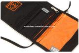 RFID преграждая складной бумажник шеи мешка мешка устроителя пасспорта перемещения