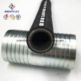 La Chine Fabricant caoutchouc de haute pression le tuyau hydraulique