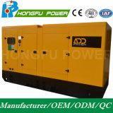 직류 전기를 통한 닫집을%s 가진 186kw 220kVA Cummins 디젤 엔진 발전기 또는 발전기 세트