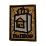 Emblema de lapela de alta qualidade incrível Xerife Símbolo Personalizado